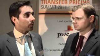 Robert Hartley interviews Luis Abrantes - TP Minds 2011: IBC's Intl Transfer Pricing Summit