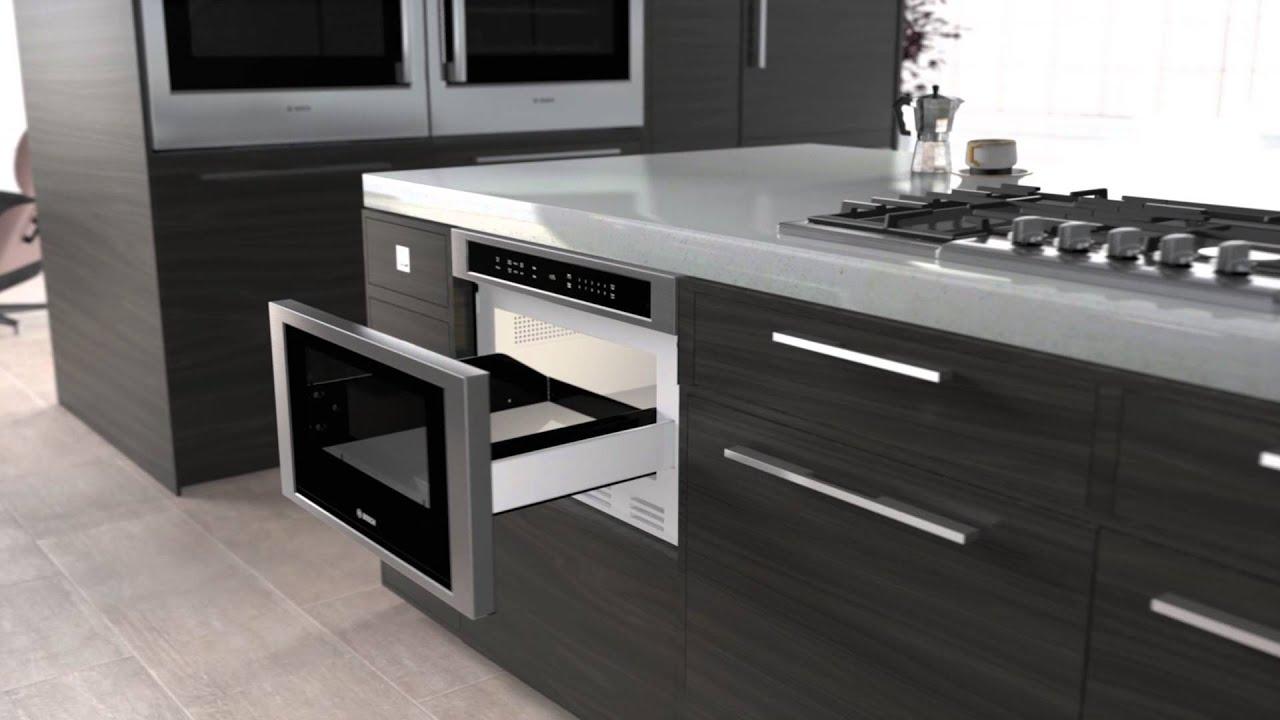 bosch drawer microwave1 hmd8451uc at appliancesconnection com