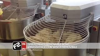 제과제빵기계 에페듀 스파이럴 믹서기