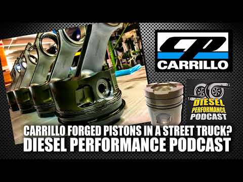 CP Carrillo Forged Pistons in a Street Truck?