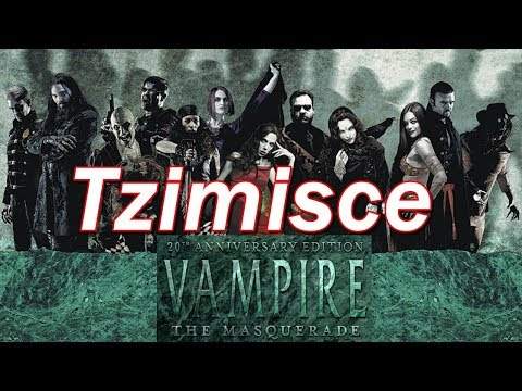 Vampire the Masquerade | VtM Clans and Bloodlines | Tzimisce
