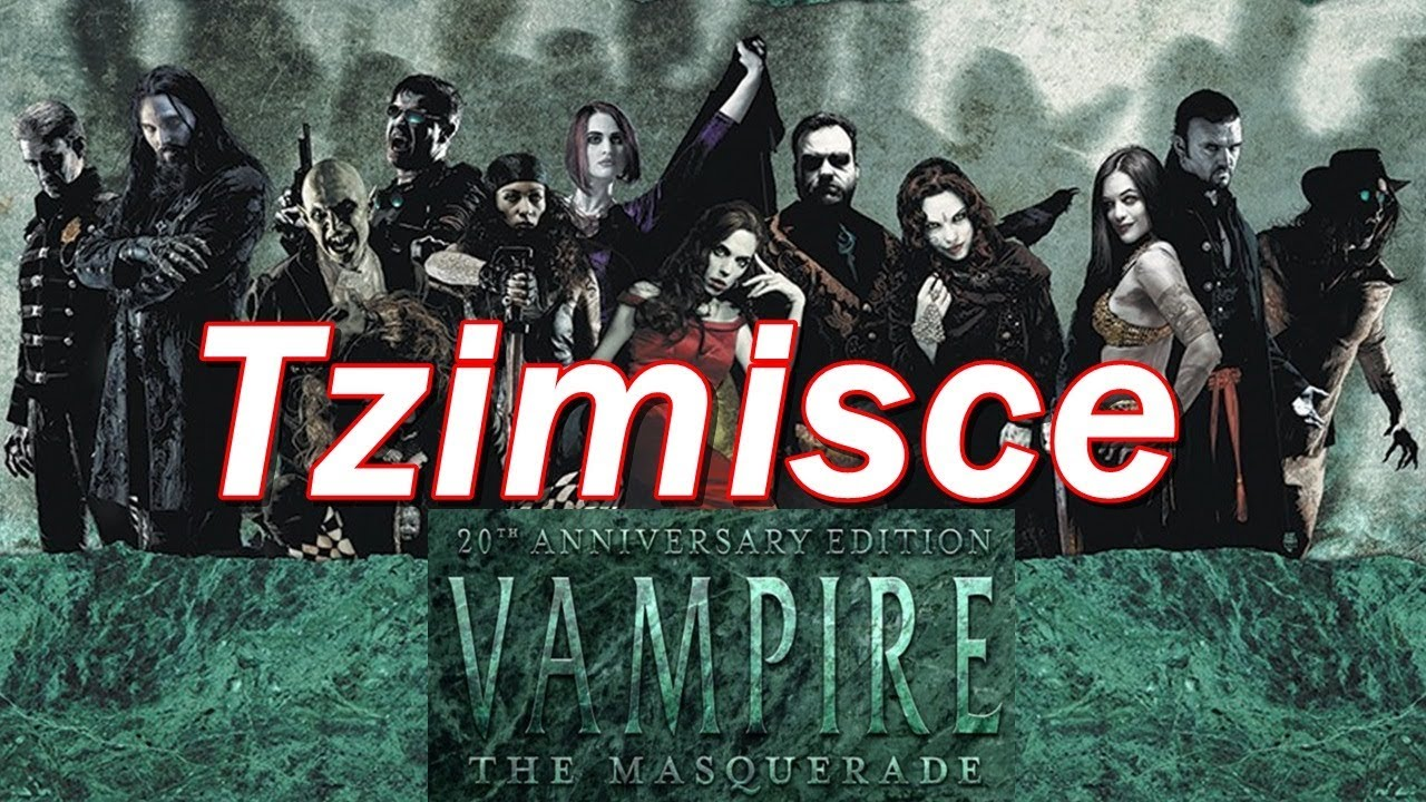 Vampire the Masquerade   VtM Clans and Bloodlines   Tzimisce