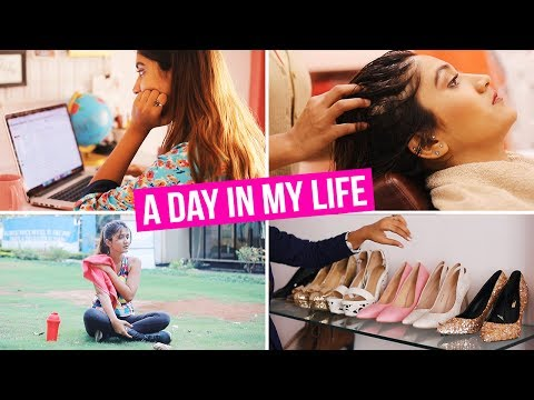 A day in my life | Larissa D'sa