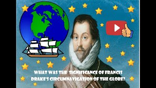 A video looking at the significance of Francis Drake's circumnaviga...
