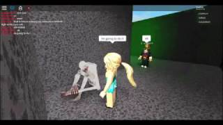 SCP-096 Demonstration|roblox