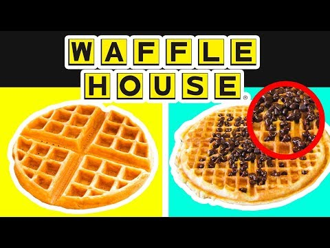 Top 10 Untold Truths of Waffle House!!!