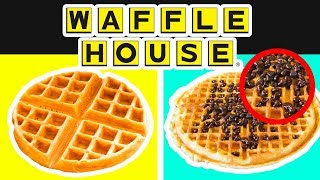 Gambar cover Top 10 Untold Truths of Waffle House!!!