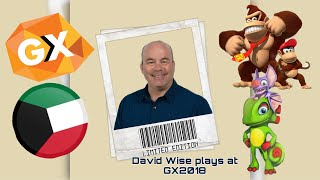 David Wise and Nigel play Live at GX2018
