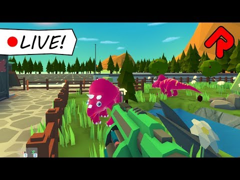 parkasaurus:-tranquiliser-darts-at-the-ready!-|-live-indie-game-stream