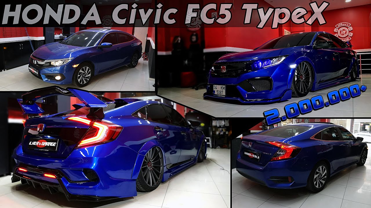 2018 Honda Civic Sedan RS TEST | YAZILIMLI STAGE 1 232 BG LİK CANAVAR!!