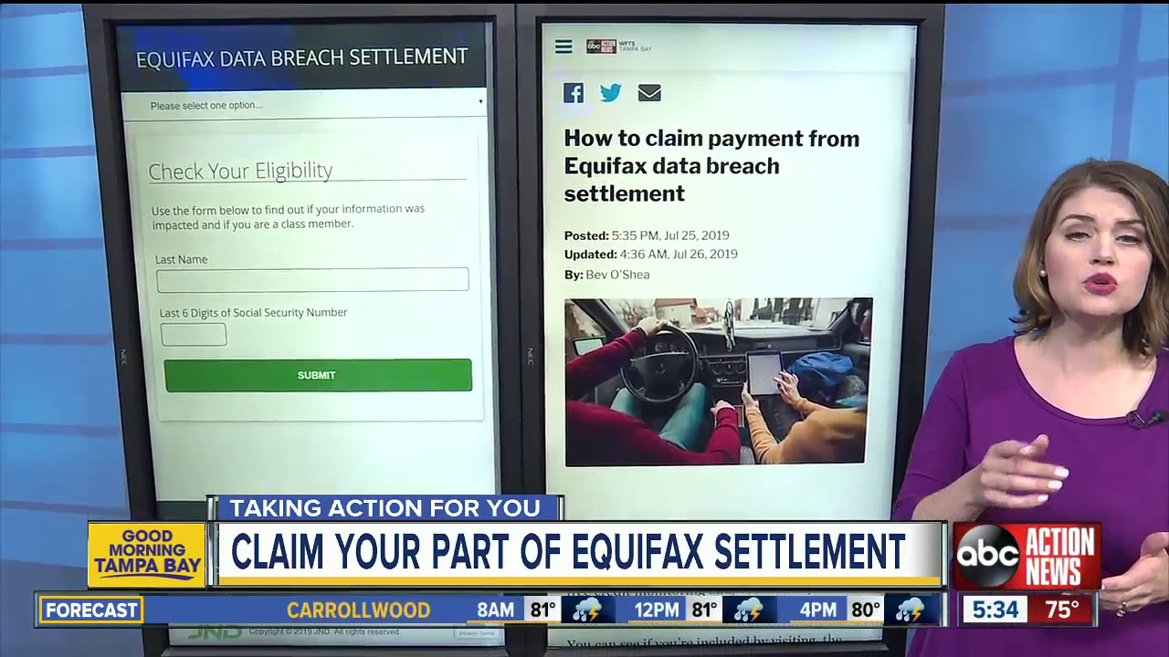How to Get Money From the Equifax Data Breach Settlement