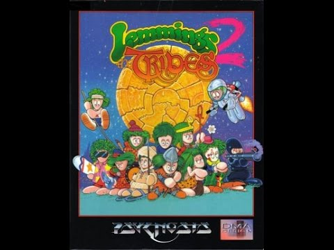 Lemmings 2 The Tribes Amiga Ost - Egyptian Theme