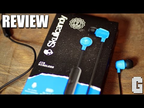 FIRST LOOK! : Skullcandy Jib Wireless REVIEW