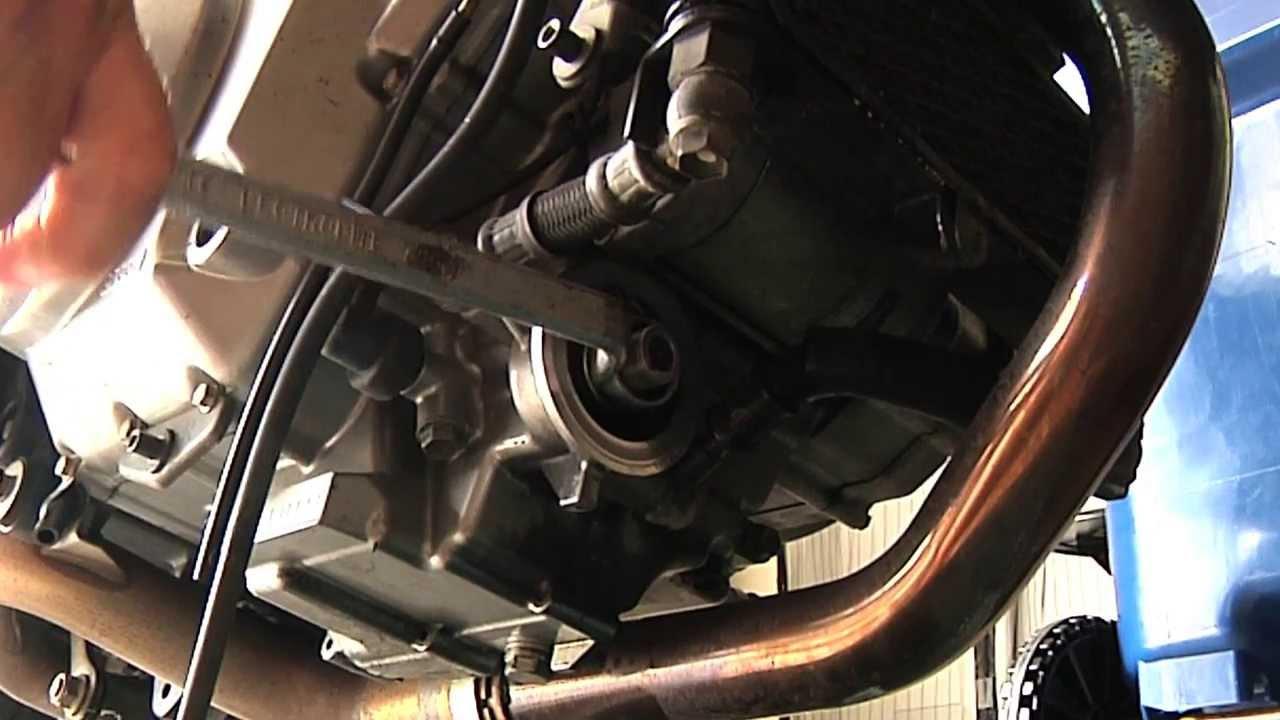 Suzuki Hyabusa Air Filter
