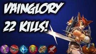 Vainglory - #1 | 22 Kills Using Taka