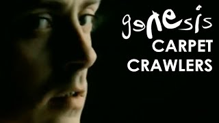 Mix - Genesis - Carpet Crawlers 1999 (Official Music Video)