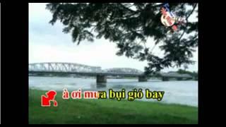 karaoke tan co MUA TREN PHO HUE thieu giong nam