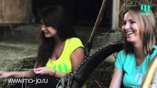 Урок по верховой езде(Видео тест-драйв впечатления