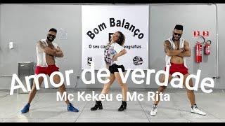 Baixar Amor de verdade - Mc Kekel e Mc Rita | Coreografia Bom Balanço Fit
