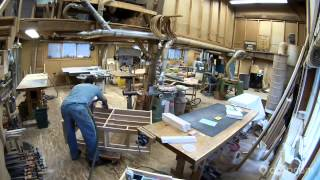 Time-lapse Tuesday - 8 Hours Of Custom Furniture Making In 2 Minutes