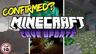 Top 10 Minecraft 1.17 Update Theories