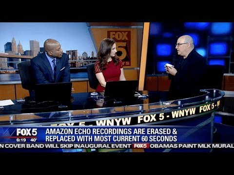 Just How Dangerous Is Alexa? | Shelly Palmer on Fox 5