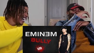EMINEM WENT OFF! | BULLY (Diss Track) FIRST LISTEN