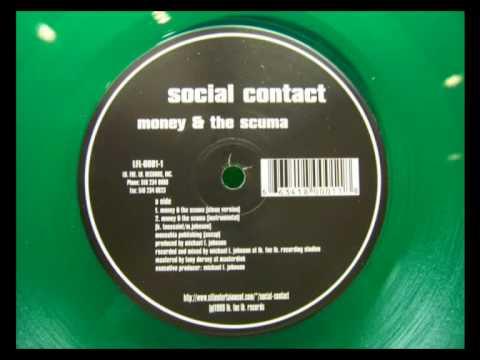 Social Contact - Blunts And Liquor