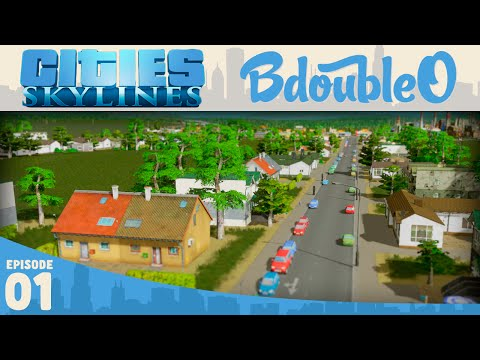 Cities Skylines Gameplay :: Better than SimCity? Part 1