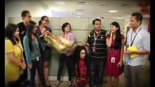 Panik Sampai Tertanggal! Video Mangsa 1 (Bday Party) ( PENANGGAL )