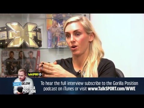 WWE Charlotte Interview: On Triple H, advice from dad Ric Flair & WrestleMania 24