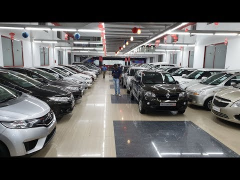 Visit to Used Car Showroom|Sep 2019|All Cars Price & Walkaround|Which brand has good resale value ?