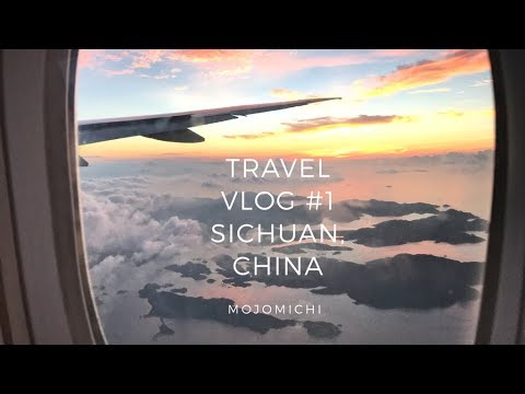 Travel Vlog: Sichuan, China
