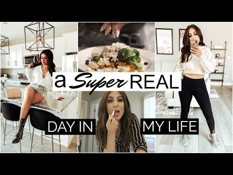 MOST REALISTIC Day in my Life IN MY NEW HOME: Workout, FILMING, Cooking