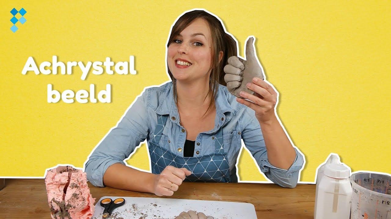 Acrystal beeld