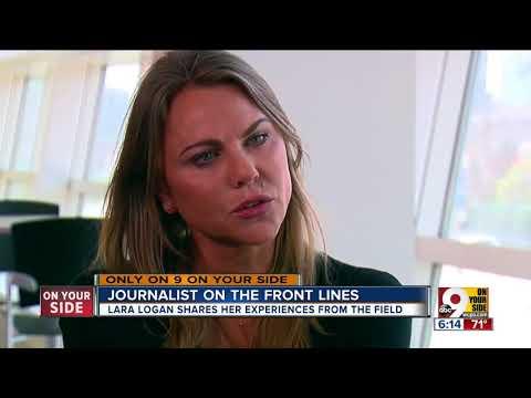 Lara Logan: Journalist on the front lines