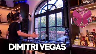 Dimitri Vegas [Drops Only] @ Tomorrowland United Through Music 2020