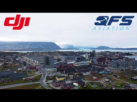 DJI MAVIC 2 PRO - Nuuk, Greenland by drone