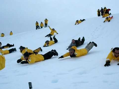Antarctic Slide