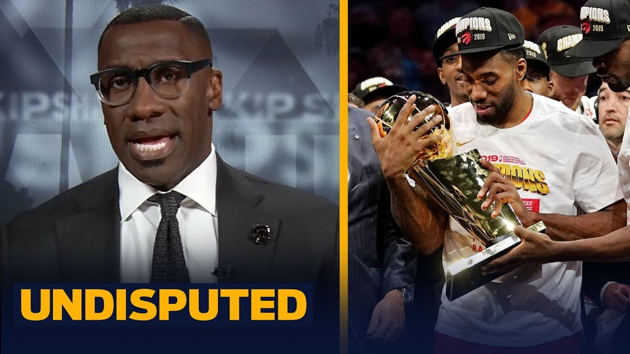 Shannon Sharpe: The trust built between Raptors & Kawhi can convince him to stay | NBA | UNDISPU