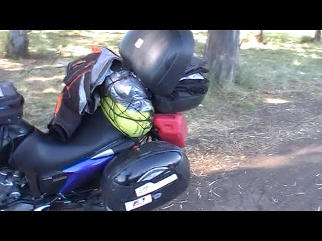 Patagonia in moto - 1ª tappa - 2° tempo: Santa Rosa de la Pampa