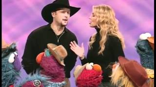 Tim Mcgraw, Faith Hill and The Muppets-Take A Turn.mp4