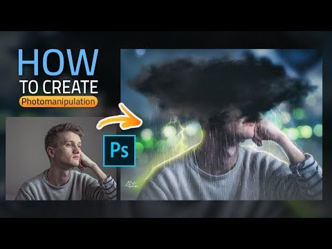 Asabin art Photomanipulation | Photoshop Tutorial 2019 thumbnail