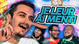 JE LEUR AI MENTI ! (ft.Jiji, Xari, Zoul, ...)