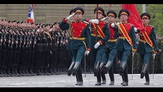 FULL RUSSIA PARADE 2017 - Victory Day May 9, 2017 ENGLISH HD