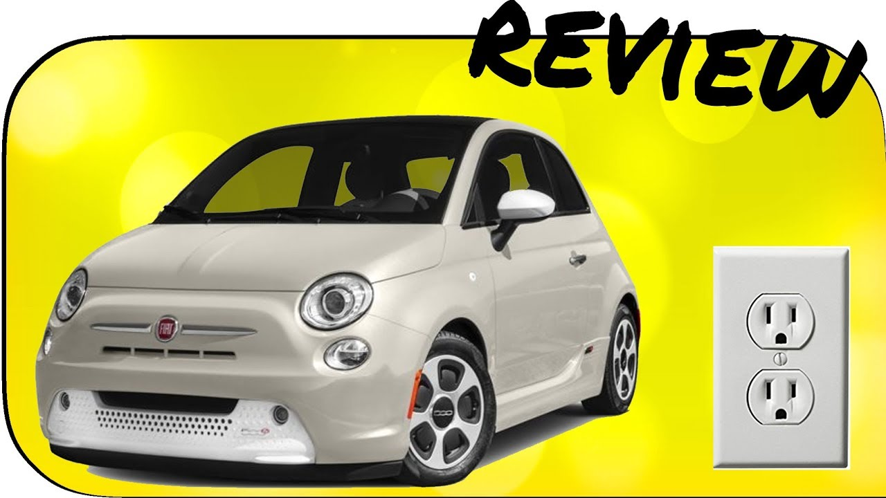 Long Term Electric Car Review Fiat 500e Tour