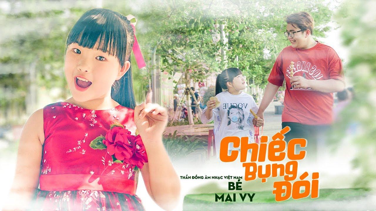 Chiếc Bụng Đói ♪ Bé MAI VY Thần Đồng Âm Nhạc Việt Nam [MV Official]