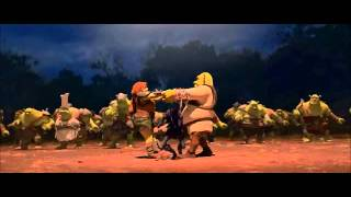 Shrek - Forever After - Ogre