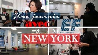 Une journée à EF NEW YORK avec moi