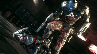 Batman: Arkham Knight (PC)(Batman Beyond Walkthrough)[Part 5] - Arkham Knight Chase [1080p60fps]